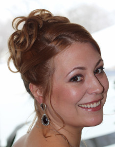 Client: Jody Hair By Tila Makeup By Bela